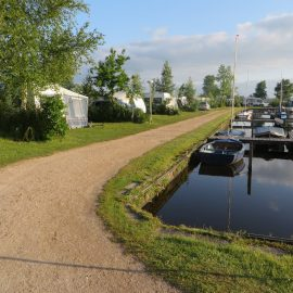 Afbeelding Camping in Drenthe Holland
